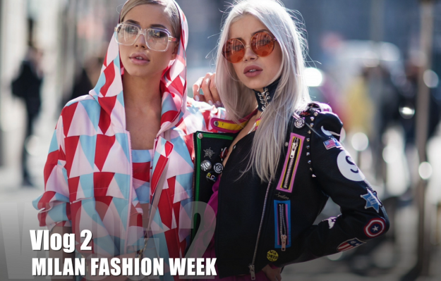 VLOG 2 – MILAN FASHION WEEK
