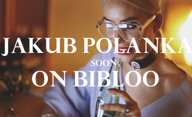 JAKUB POLANKA soon on BIBLOO – VIDEO TEASER