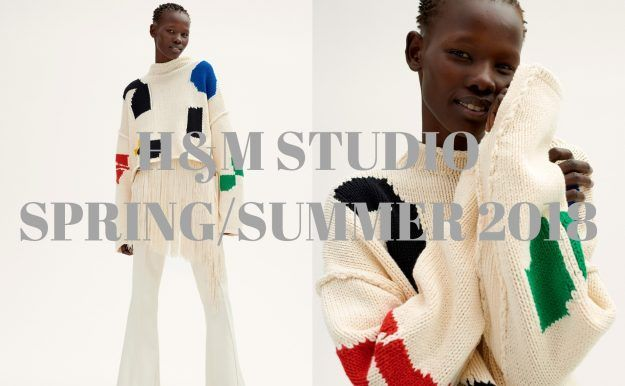 F NEWS: H&M's New Studio Collection SPRING/SUMMER 2018